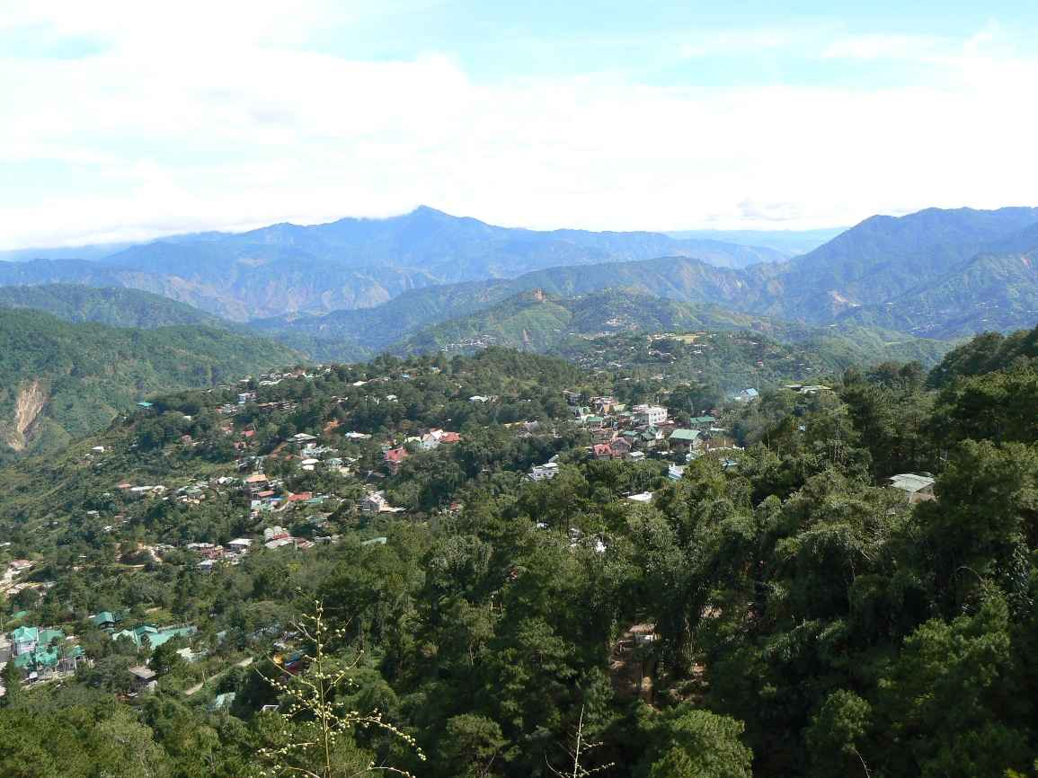 Mines View, Baguio City, Philippines