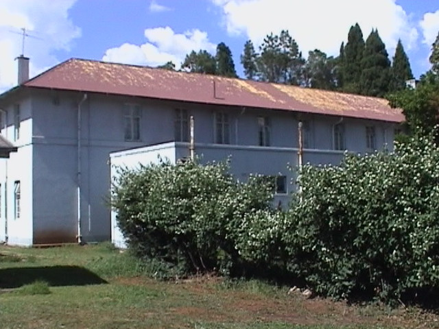 Rear of Shangani Hostel, Allan Wilson School
