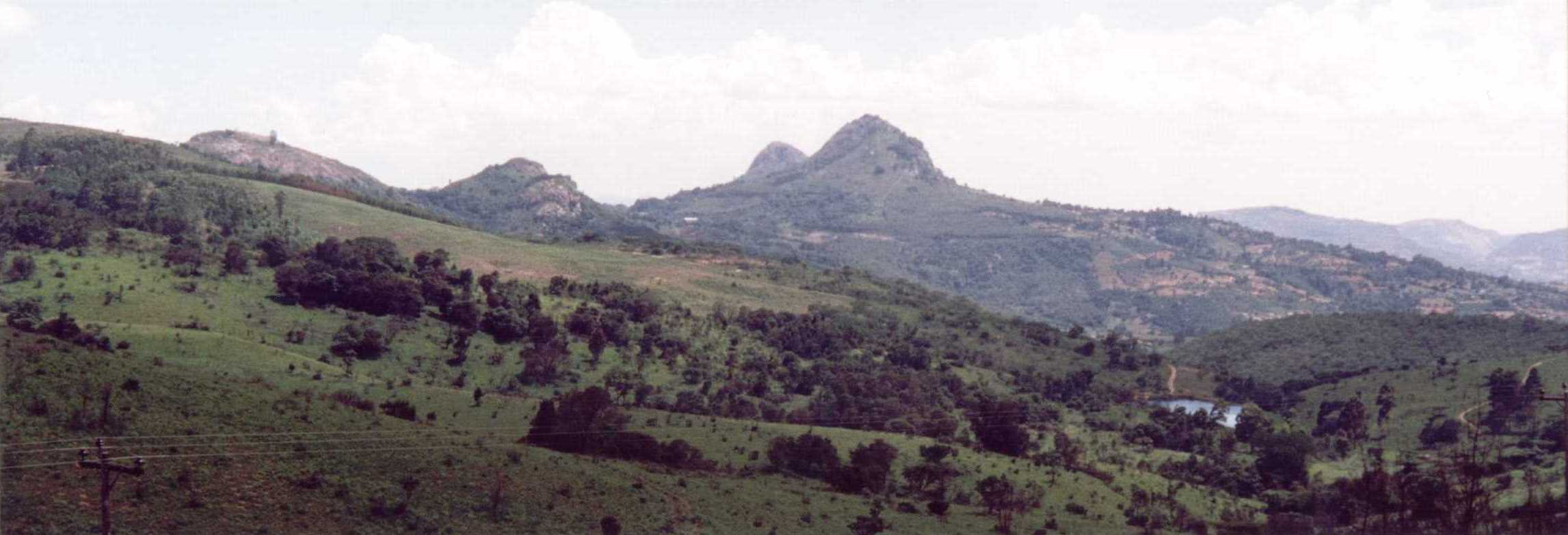 Camel's hump, Vumba mountains, Eastern Rhodesia