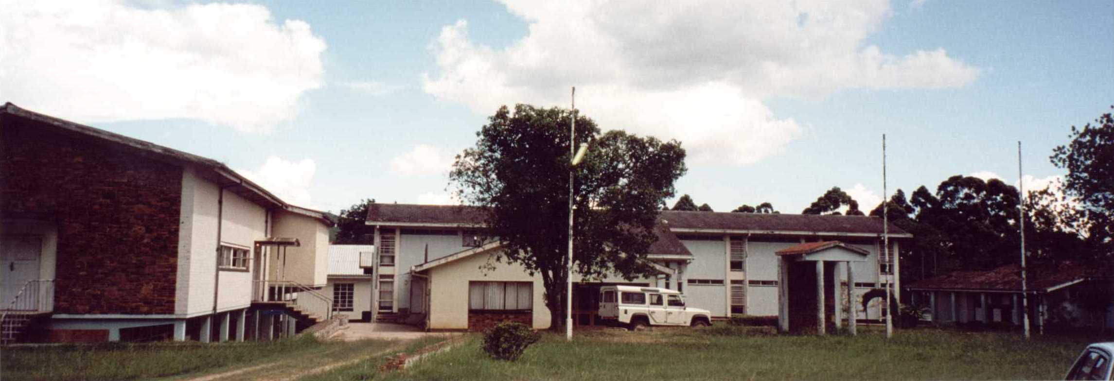 Eagle school buildings in 1999