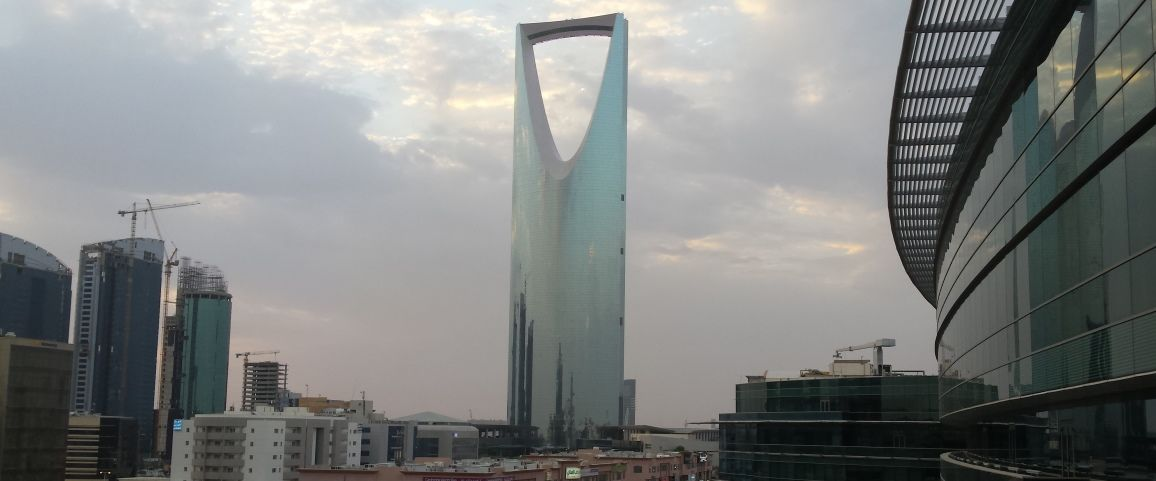 Kingdom Tower Riyadh