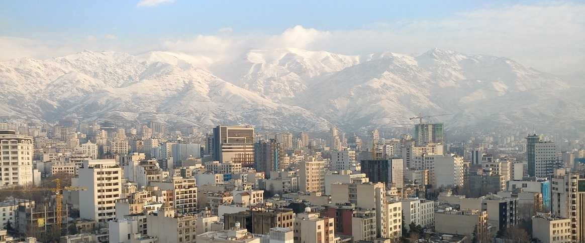 Alborz Mountains, Tehran