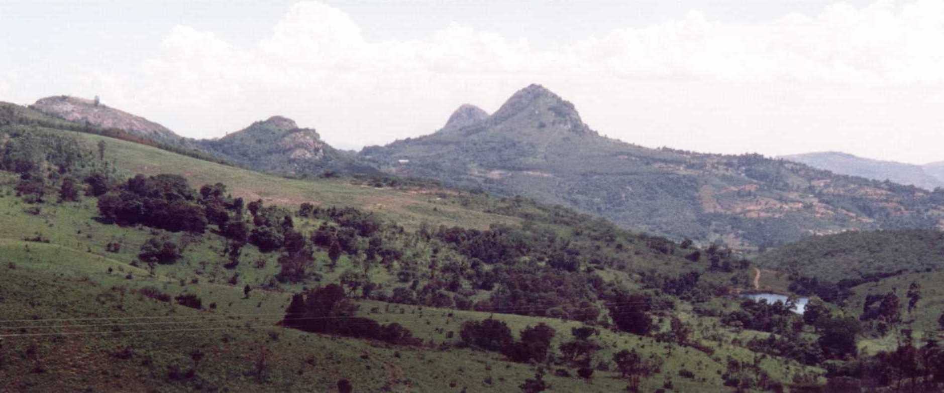 Camel's Hump, Vumba Mountains